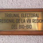 placa tribunal